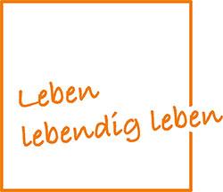Logo - Leben lebendig leben